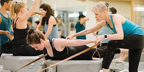 TBA June | REAL Pilates Teacher Training Program Intermediate II & Advanced tickets
