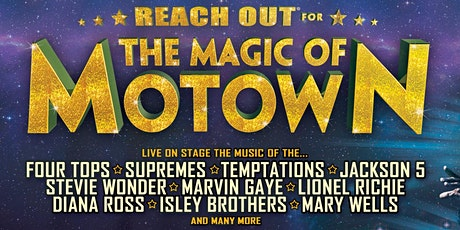 The Magic of Motown tickets