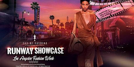LA Fashion Week Runway Showcase tickets