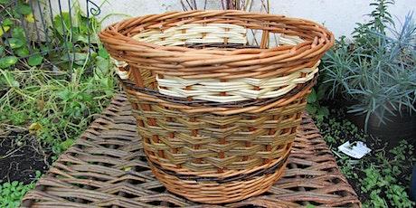 Basket Weaving tickets