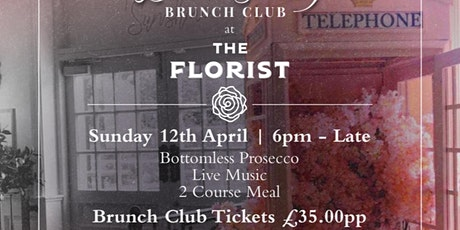 Easter Sunday Brunch Club tickets