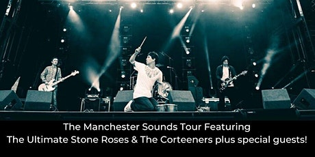 The Manchester Sounds Tour - A Celebration of Manchester Music tickets