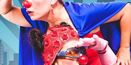 Clowndestino Teatro NARICES AL RESCATE ( CULTURA EN BARRIOS ) entradas