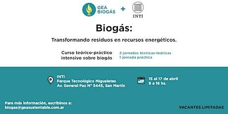 Biogás: Transformando residuos en recursos energéticos. entradas