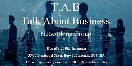 Talk About Business Networking Group tickets