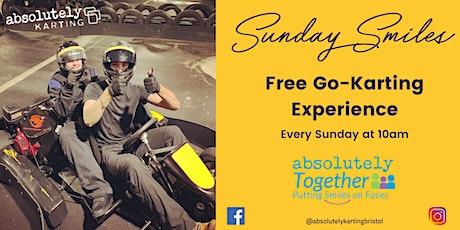 Free Tandem Kart Rides tickets
