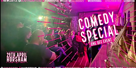 Comedy Treat at the Norfolk Arms! (Horsham) tickets