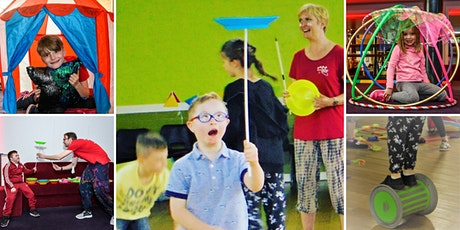 SEND Sensory Circus with Spinsonic Circus tickets