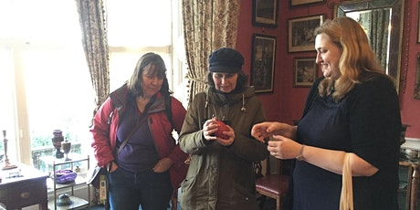 Descriptive Tour for Visually Impaired Visitors of Lauriston Castle at Chri tickets