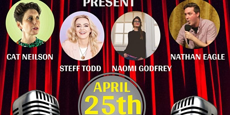 Stand-up Comedy Night 25 April 2020 tickets