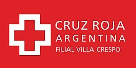 REVÁLIDA curso de Primeros Auxilios Básicos de 30 hs. (sábado 18/07 y 25/07 de 2020) entradas