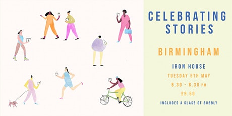Celebrating Stories: A Female Fiction Panel Event - Birmingham  tickets