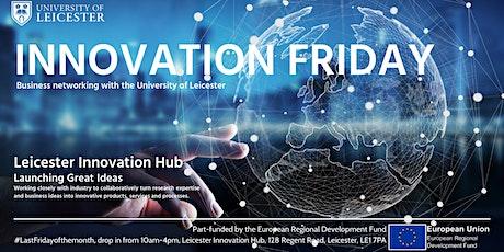 Virtual Innovation Friday Online  tickets