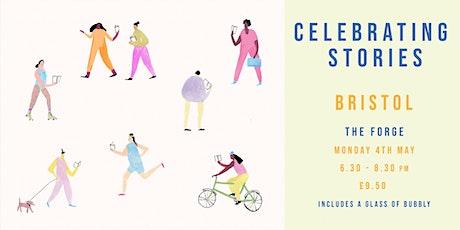 Celebrating Stories: A Female Fiction Panel Event - Bristol  tickets