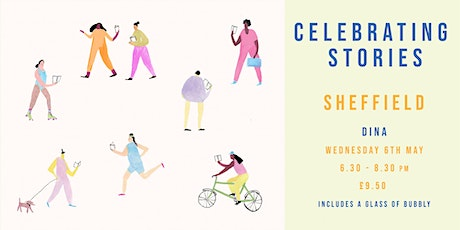 Celebrating Stories: A Female Fiction Panel Event - Sheffield tickets