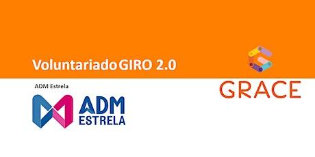 Ação Voluntariado ADM Estrela bilhetes