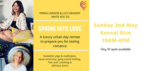 SPRING INTO LOVE URBAN DAY RETREAT tickets
