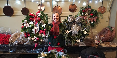 Adult Craft Workshop: Fresh Giant Wreaths tickets