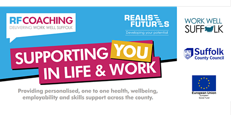 Work Well Suffolk Coaching Service Stakeholder Event tickets