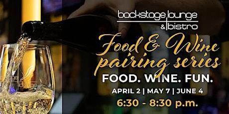 Food & Wine Pairing tickets