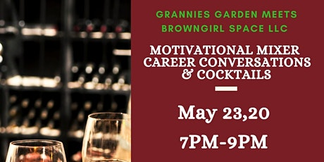 Career Conversations and Cocktails tickets