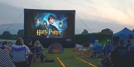 Philosopher's Stone Outdoor Cinema Experience in Derby tickets