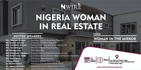 Nigeria Women In Real Estate Conference tickets