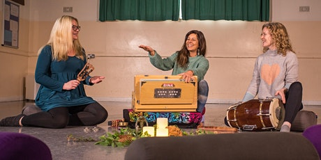 Herts Kirtan- Connect to your Heart tickets