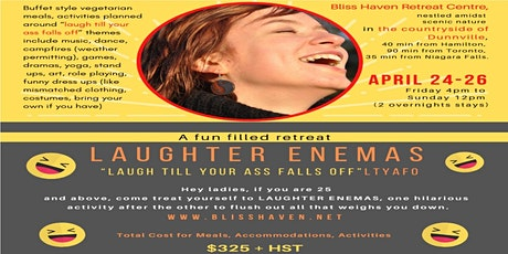 Laughter & Fun Retreat tickets