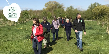 Good Friday Fundraising Ramble 'Round The Heart of England Forest in Dorsington - 7 miles tickets