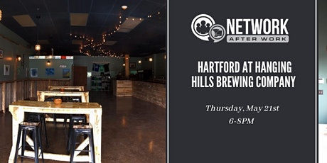 Network After Work Hartford at Hanging Hills Brewing Company tickets