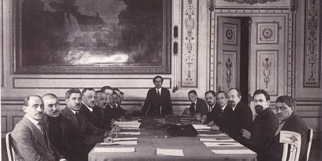 The Bolsheviks and Postcolonial Sovereignty: Turkey and the Soviet Union at the Lausanne Conference (with Sam Hirst, Bilkent University)   tickets