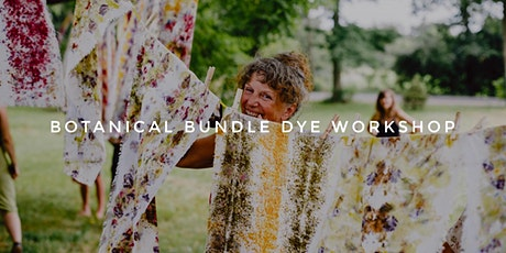 Botanical Bundle Dye at B & B Farm tickets