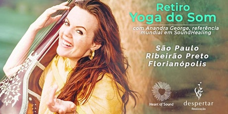 Retiro Yoga do Som em São Paulo  ingressos