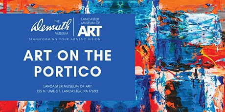 Art on the Portico: Fused Glass tickets
