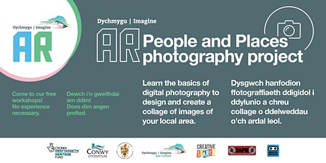 Photography/Ffotograffiaeth Imagine AR@Col Bay, 6, 13, 20 May  3, 10 June tickets
