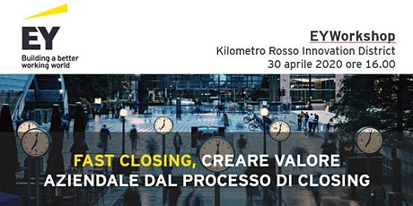 Fast closing. Creare valore aziendale dal processo di closing biglietti