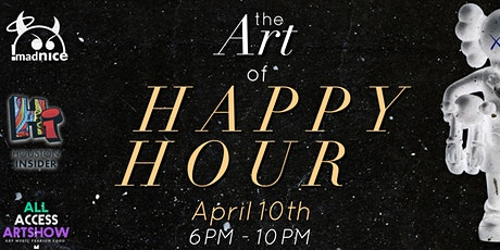 The Art of Happy Hour tickets