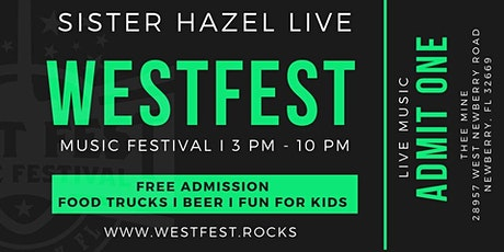 WestFest Music Festival tickets