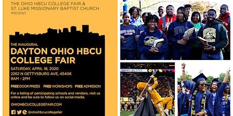 Inaugural Dayton Ohio HBCU College Fair tickets
