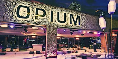 Opium Barcelona VIP entradas