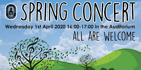 Little Ilford School Spring Music Concert tickets