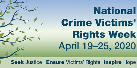 13th Annual National Crime Victim Rights' Luncheon tickets