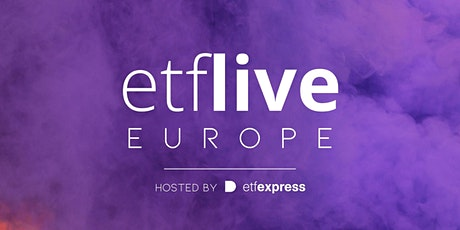 ETF Live Europe tickets