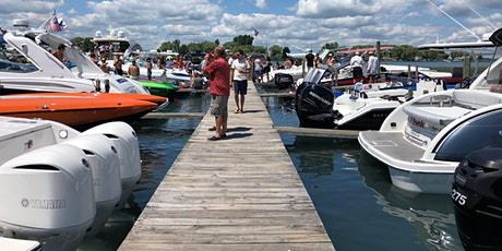 2020 Boat Fun Run benefitting Michigan Parkinson Foundation tickets