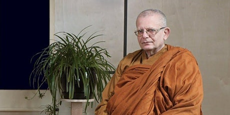 1-Day Retreat: Space and Consciousness with Ajahn Punnadhammo tickets