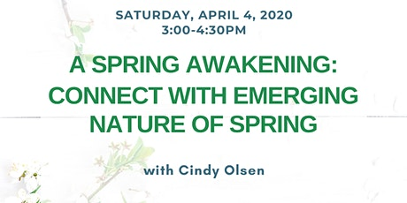 A Spring Awakening: Connect with Emerging Nature of Spring tickets