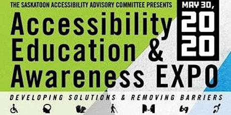 Saskatoon Accessibility Education & Awareness Expo 2020 tickets