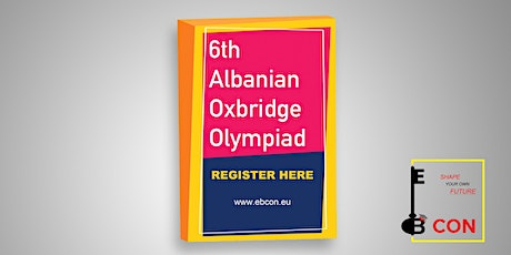 Albanian Oxbridge Olympiad tickets