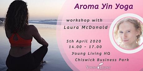Aroma Yin Yoga tickets